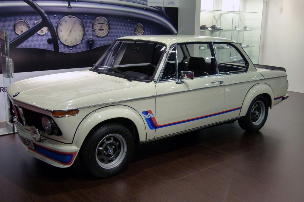 Photo Bmw 2002 Turbo E20 Coup 233 1973 M 233 Diatheque