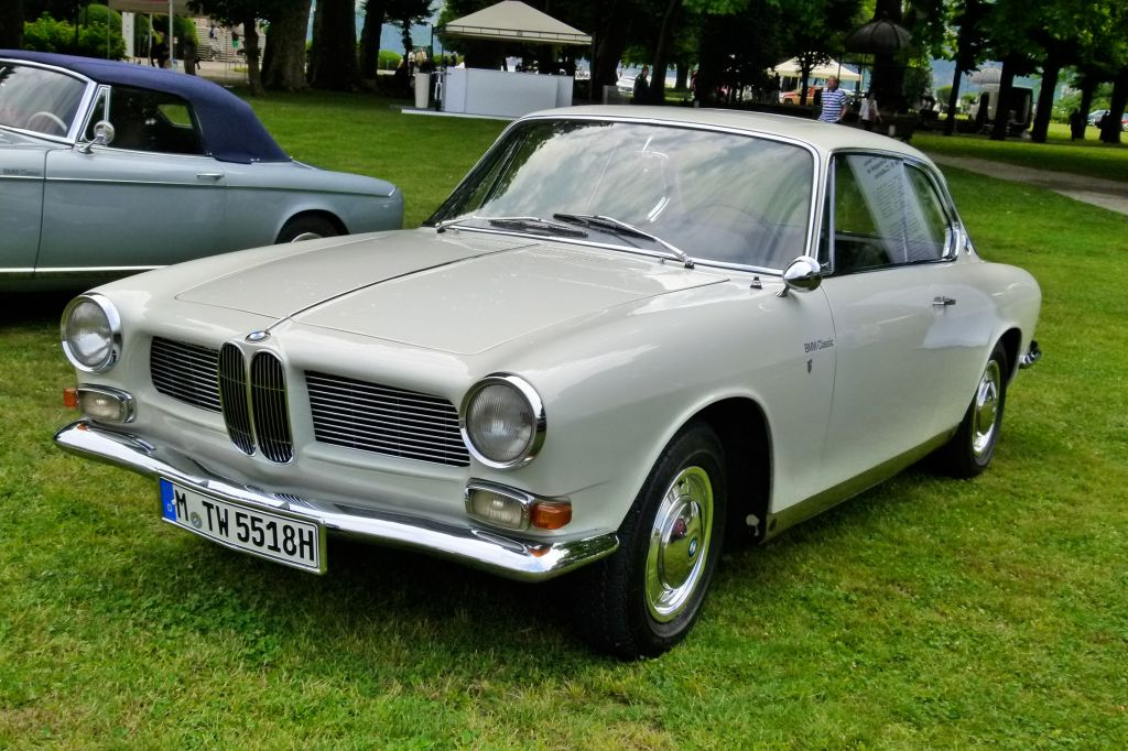 BMW 3200 CS Coupé