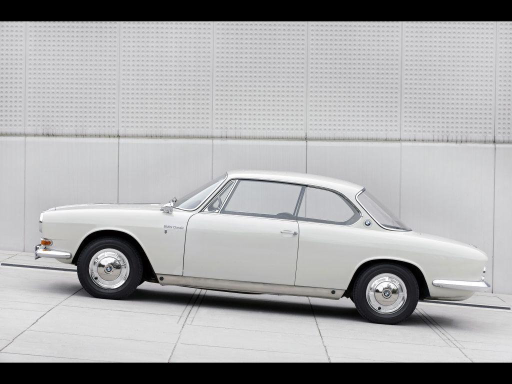 photo BMW 3200 CS coupé 1965 - Motorlegend.com