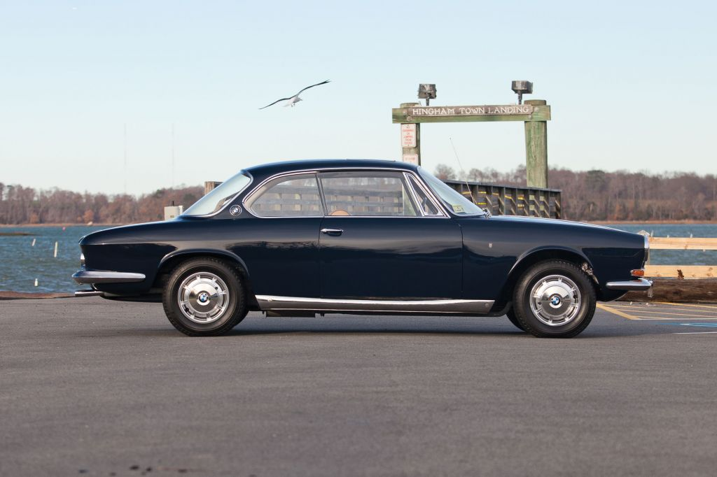 BMW 3200 CS coupé 1965