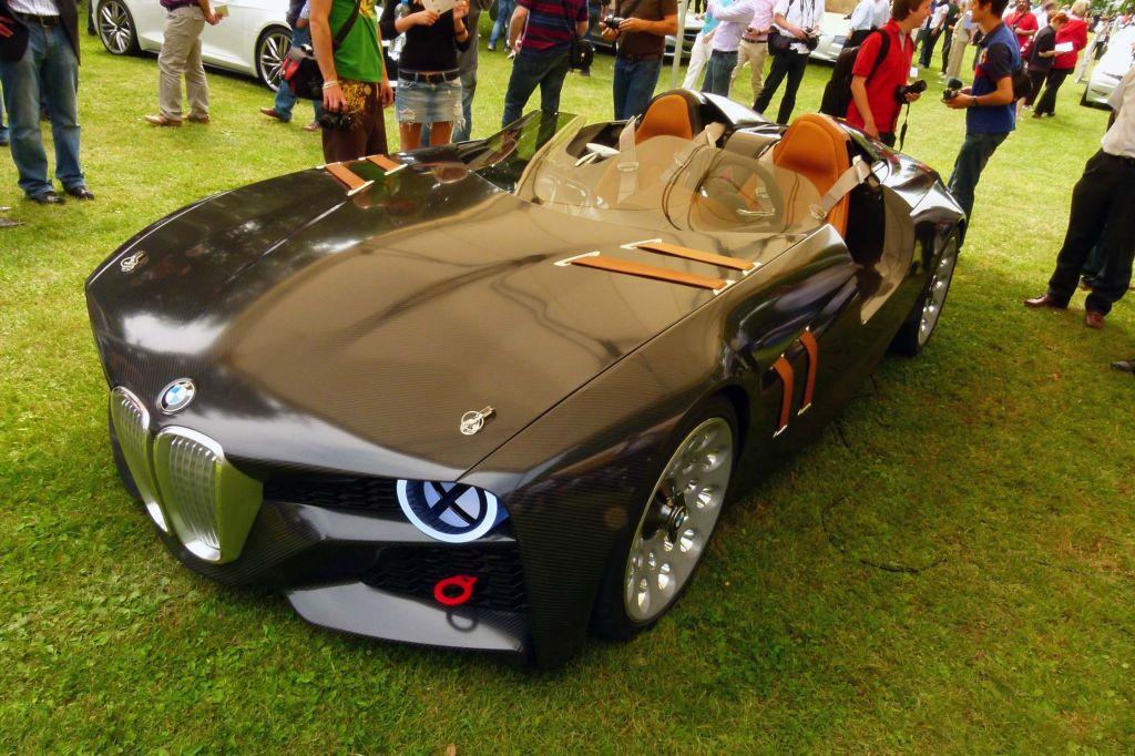 Dorable 2011 Bmw 328 Hommage Concept Elaboration - Brand Cars Images ...