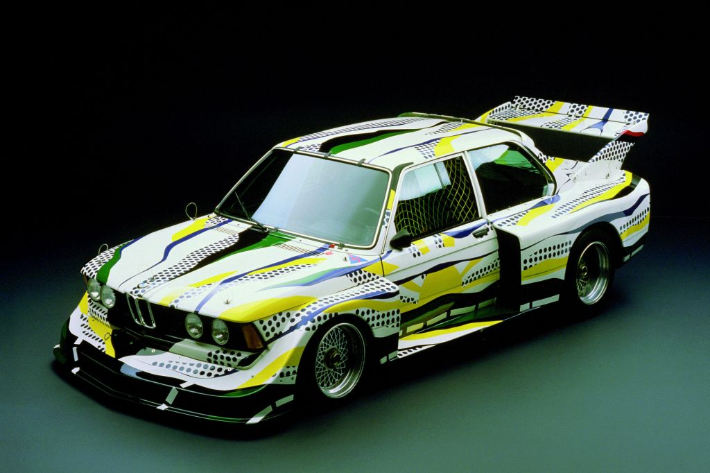 BMW 320i Roy Lichtenstein 1977