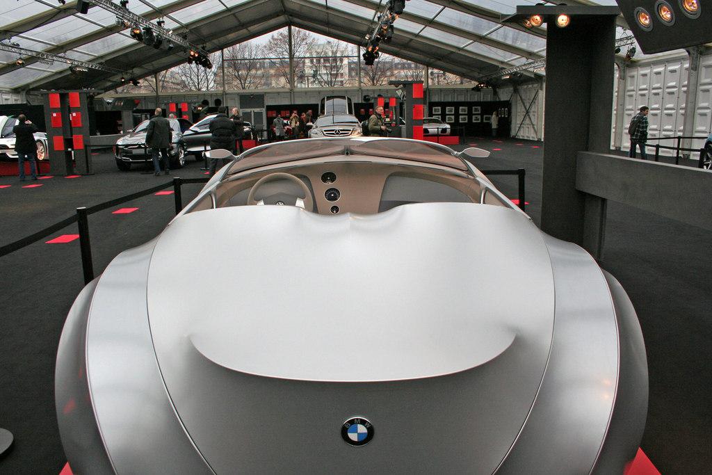 Photo Bmw Gina Light Visionary Model Concept Concept Car 2008