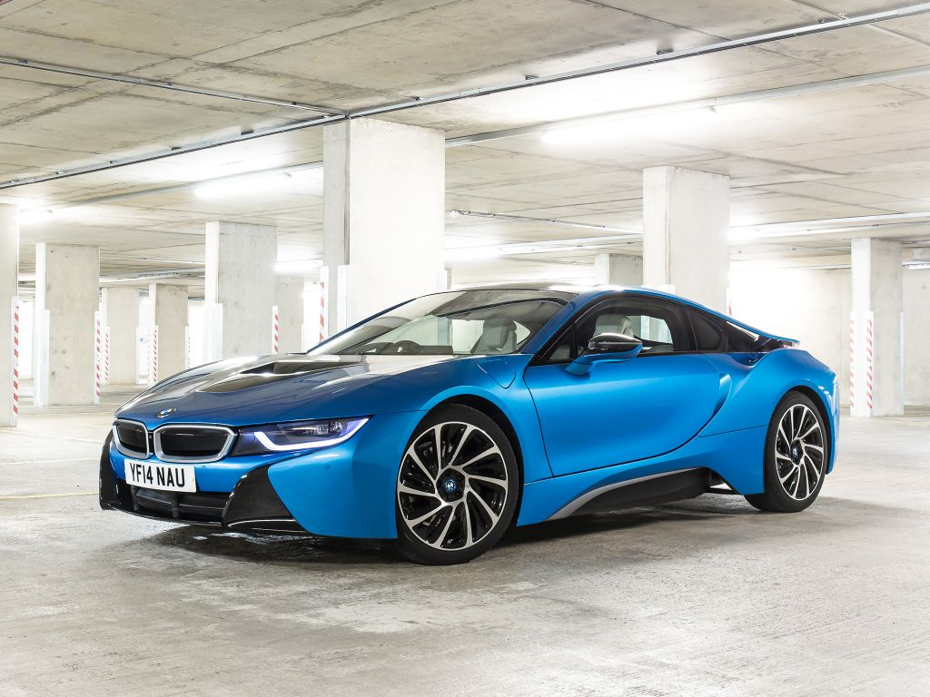 BMW I8 (I12) Pure Impulse 362 ch coupé 2014