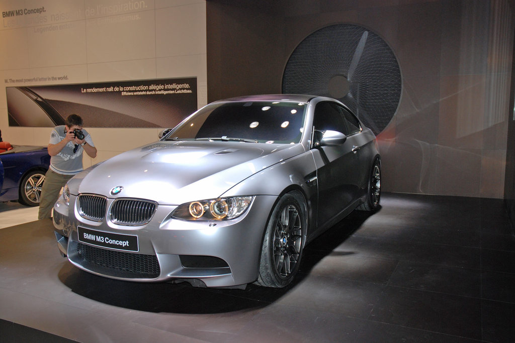 2007 Bmw M3 Concept Gallery - cars wallpaper hd download