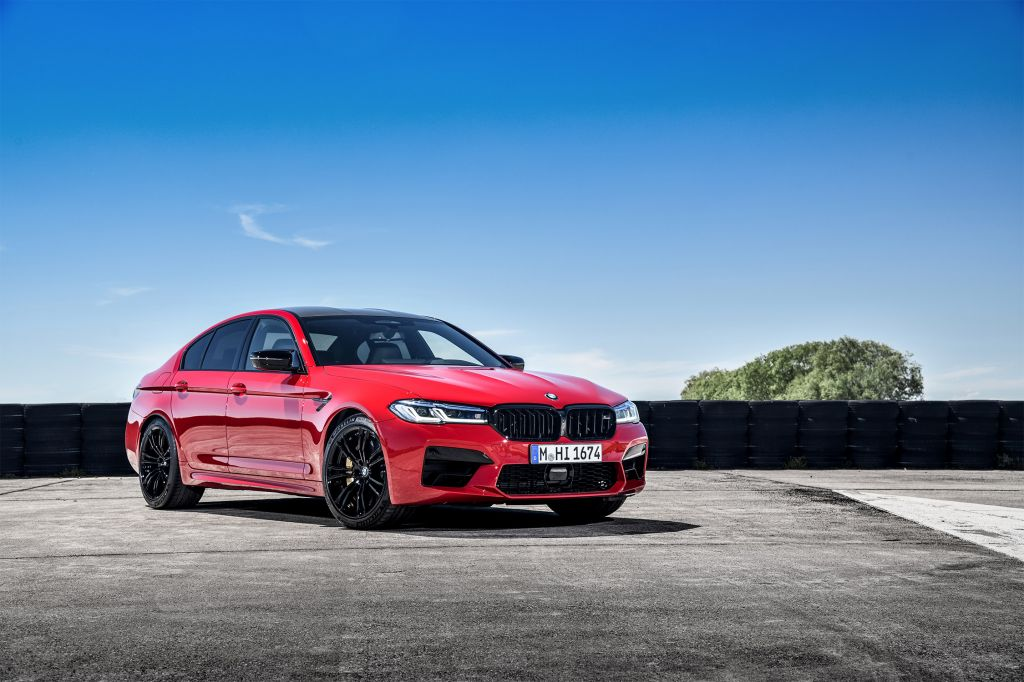 BMW M5 (F90) Competition 625 ch berline 2020