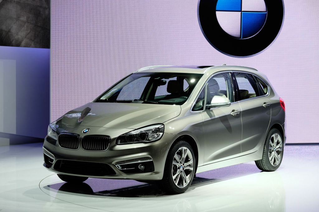 BMW SERIE 2 (F45 Active Tourer)  SUV 2014