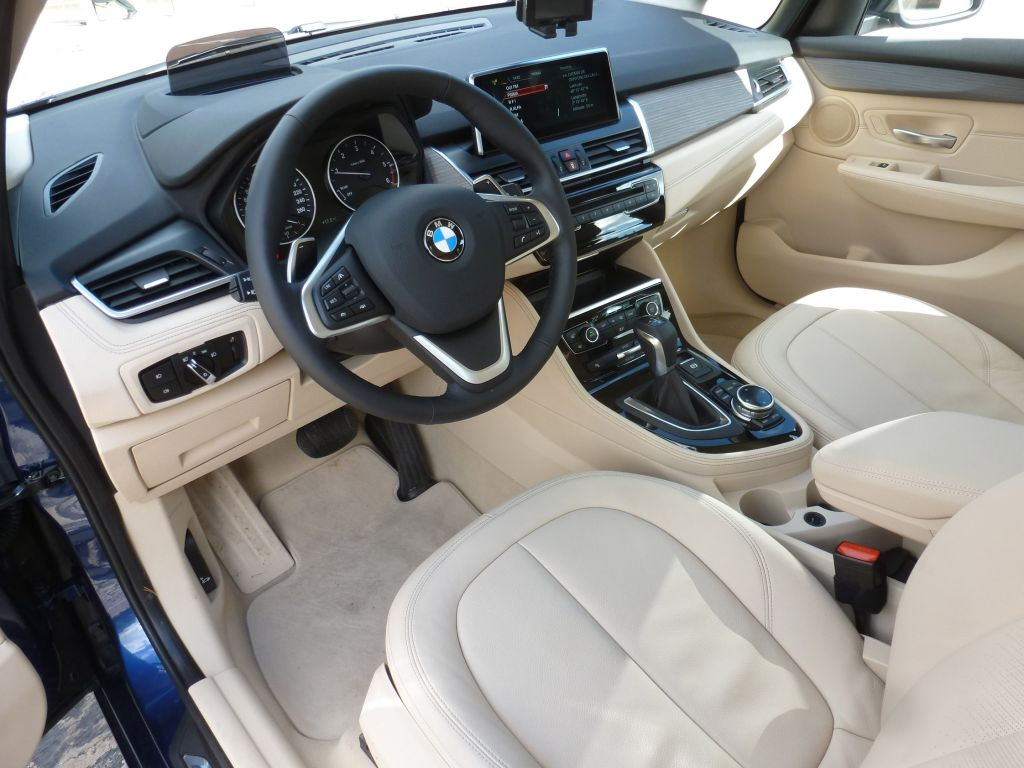 BMW SERIE 2 (F45 Active Tourer)  monospace 2014