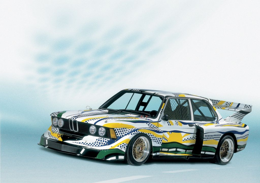 BMW 320i Groupe 5 « Lichtenstein » (1977)