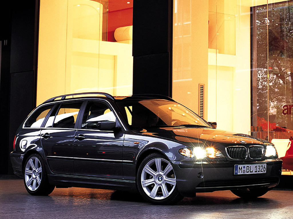 photo bmw serie 3 e46 330d 183ch break 1999. Black Bedroom Furniture Sets. Home Design Ideas
