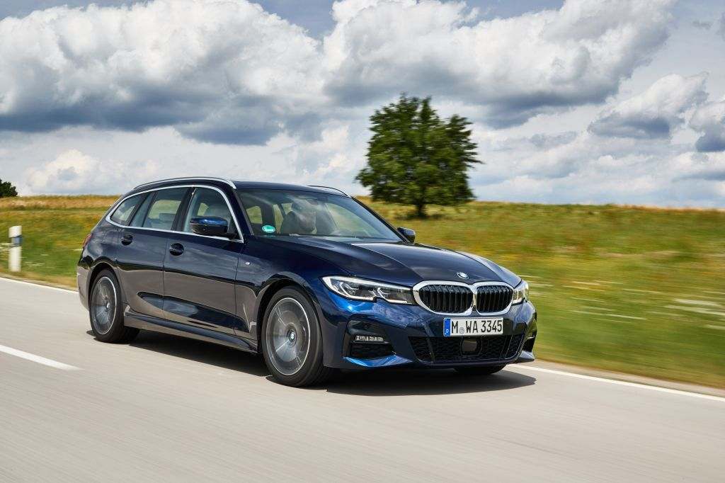 BMW SERIE 3 (G21 Touring) 330d xDrive 265 ch break 2019