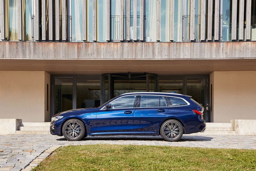 BMW SERIE 3 (G21 Touring)  break 2019