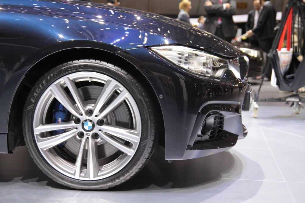 BMW SERIE 4 (F36 Gran Coupé) 435i 306 ch berline 2014