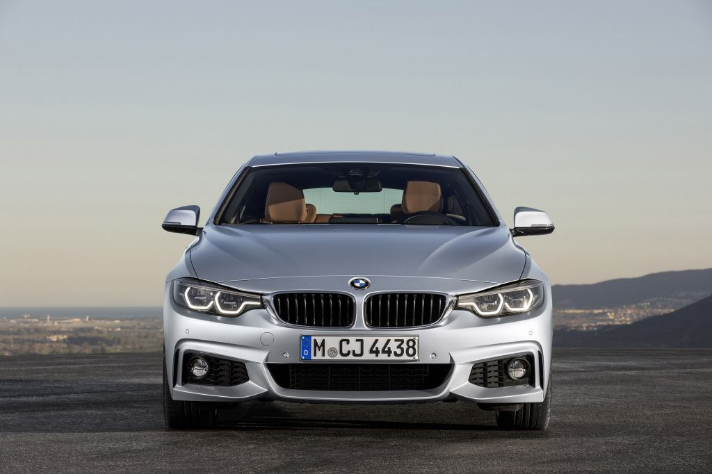 BMW SERIE 4 (F36 Gran Coupé) 440i 326 ch berline 2017
