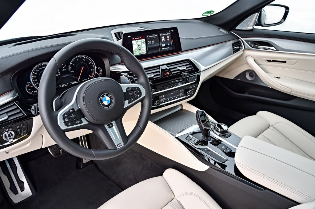 BMW SERIE 5 (G31 Touring) 530d xDrive 265 ch break 2017
