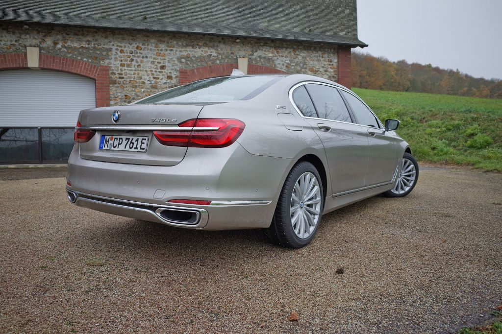 BMW SERIE 7 (G12 LCI) 740Le xDrive berline 2016