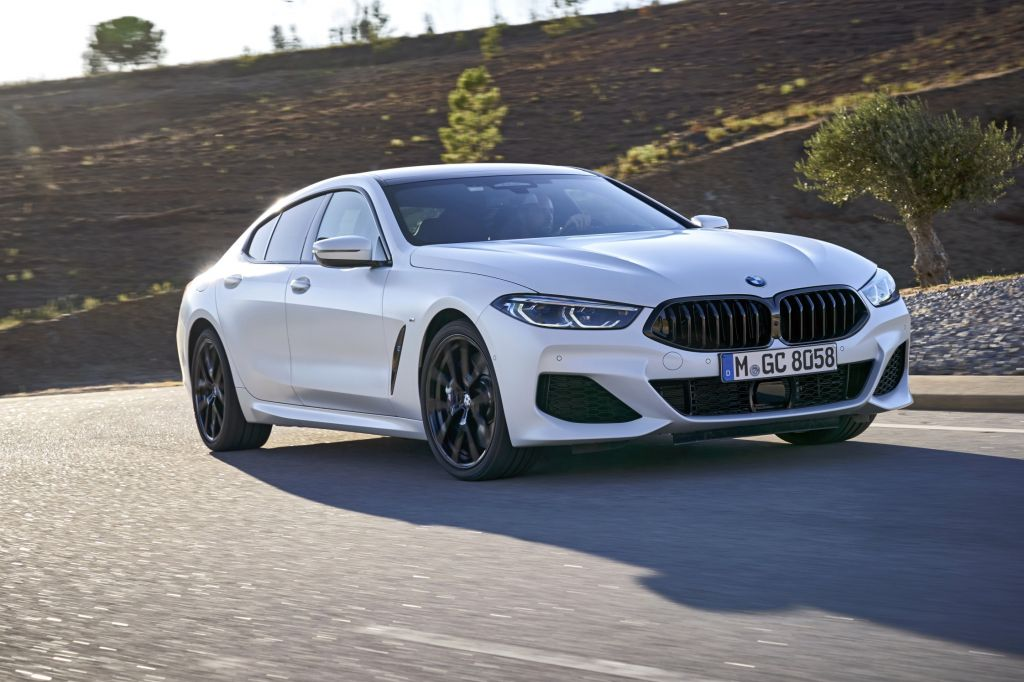 BMW SERIE 8 (G16 Gran Coupé) 840d xDrive 320 ch berline 2019