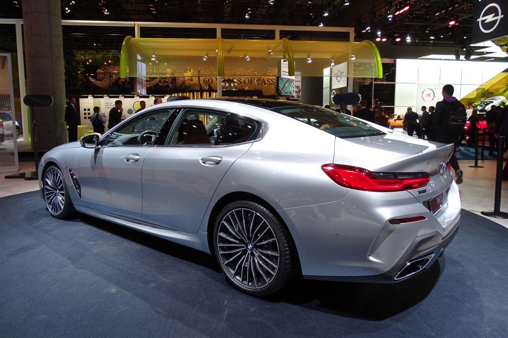 BMW SERIE 8 (G16 Gran Coupé)  berline 2019