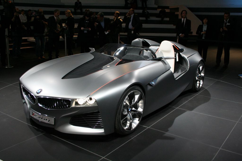BMW VISION CONNECTED DRIVE Concept concept-car 2011