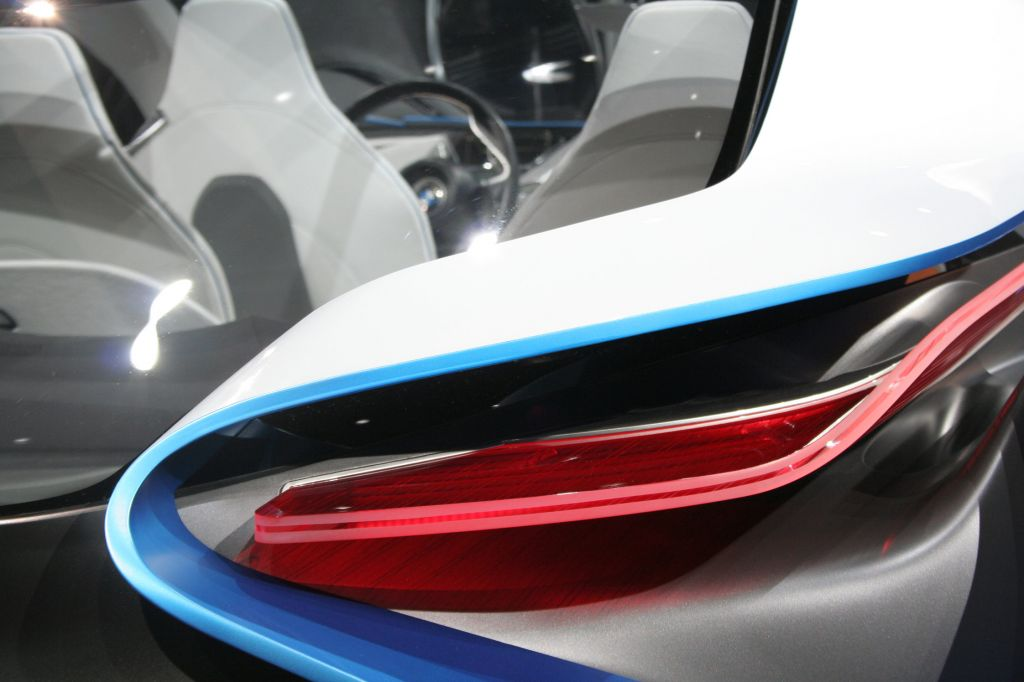 BMW VISION EFFICIENTDYNAMICS Concept concept-car 2009