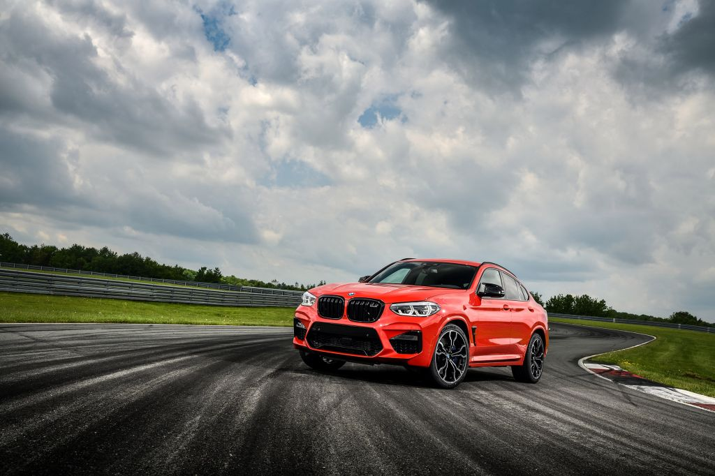 BMW X4 (F26) M Competition 510 ch SUV 2020