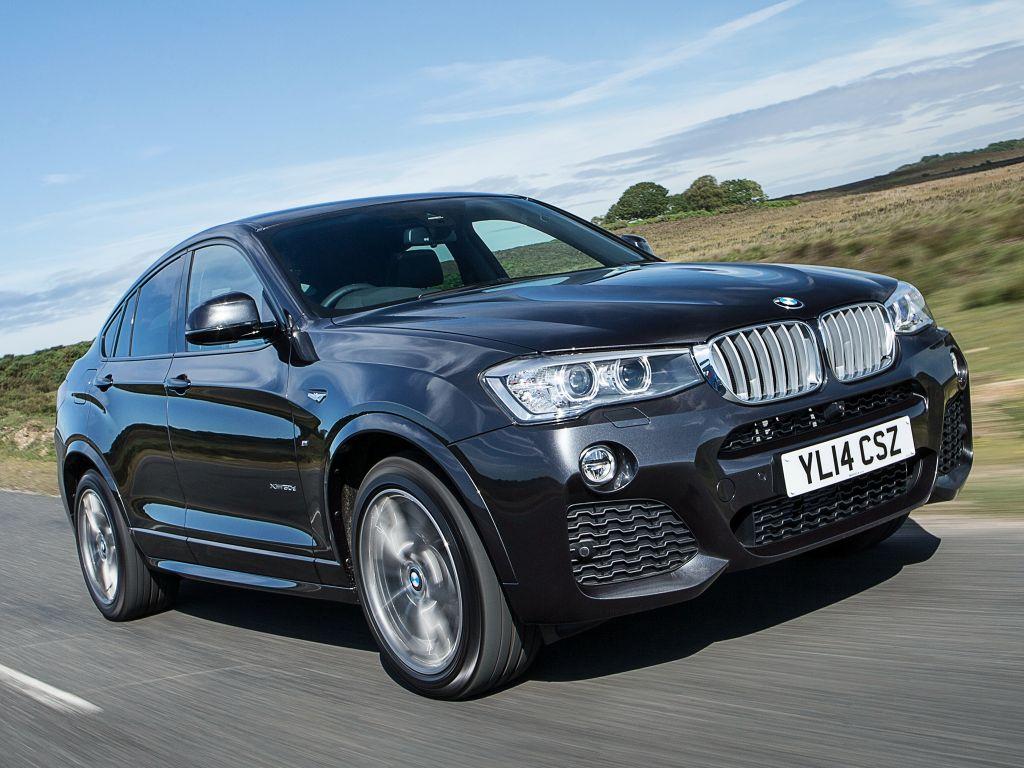 photo BMW X4 (F26) xDrive30d SUV 2014 - Motorlegend.com