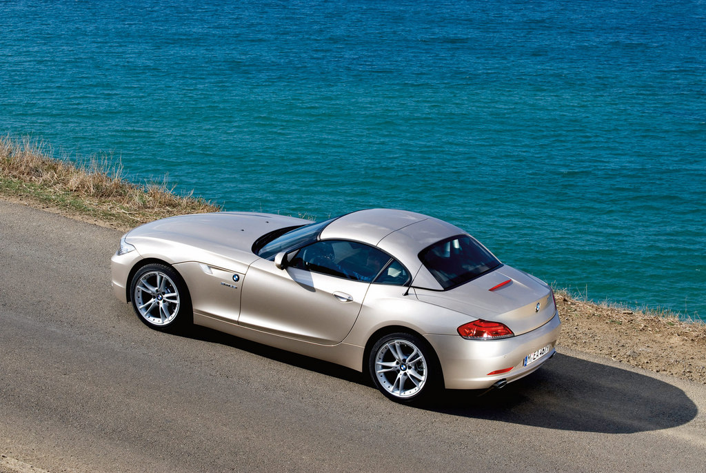 Photo Bmw Z4 Coup 233 Cabriolet 2009 M 233 Diatheque