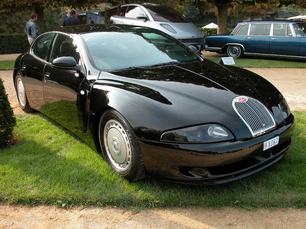 Bugatti Eb on 1993 Acura Legend