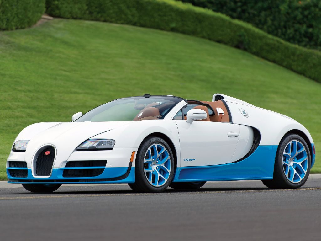 photo bugatti veyron 16 4 grand sport cabriolet 2013 m diatheque. Black Bedroom Furniture Sets. Home Design Ideas