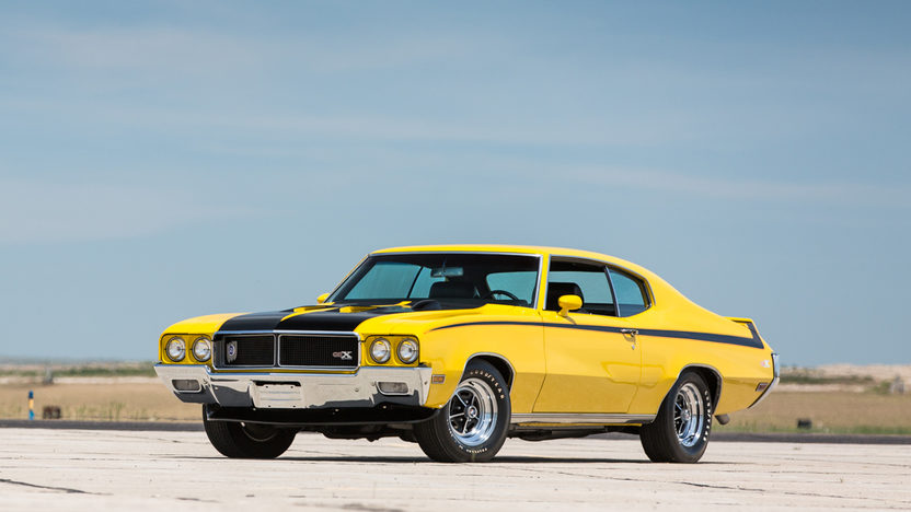 photo buick gs x stage1 coup 1970 m diatheque. Black Bedroom Furniture Sets. Home Design Ideas