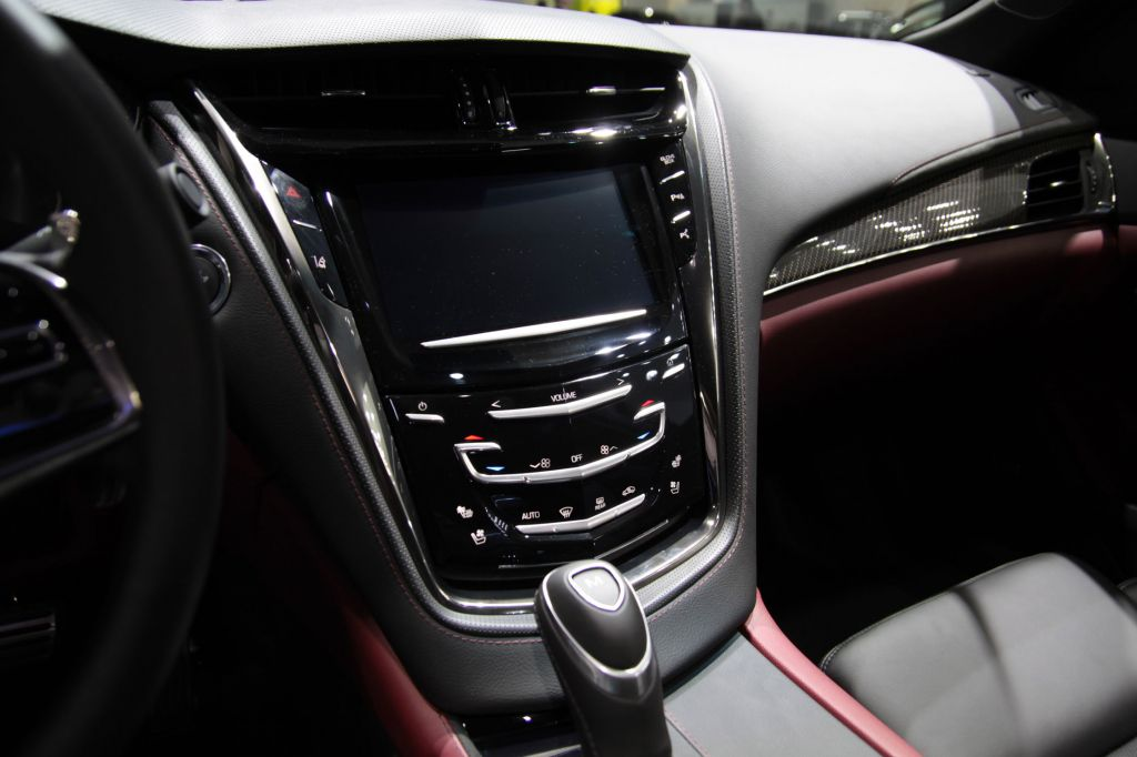 CADILLAC CTS  berline 2013