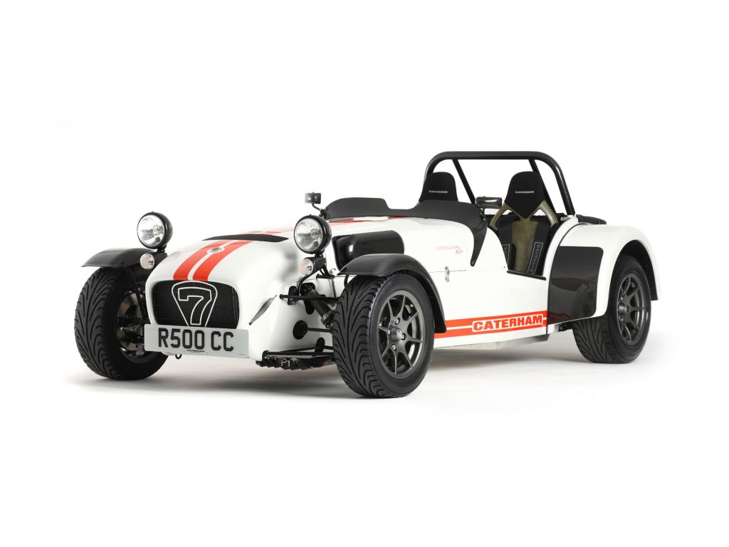 CATERHAM SUPERLIGHT R 500 cabriolet 2008