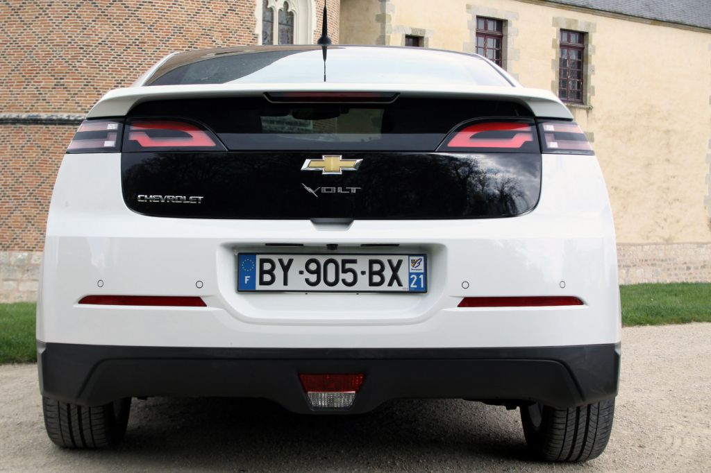 CHEVROLET VOLT E-REV berline 2011