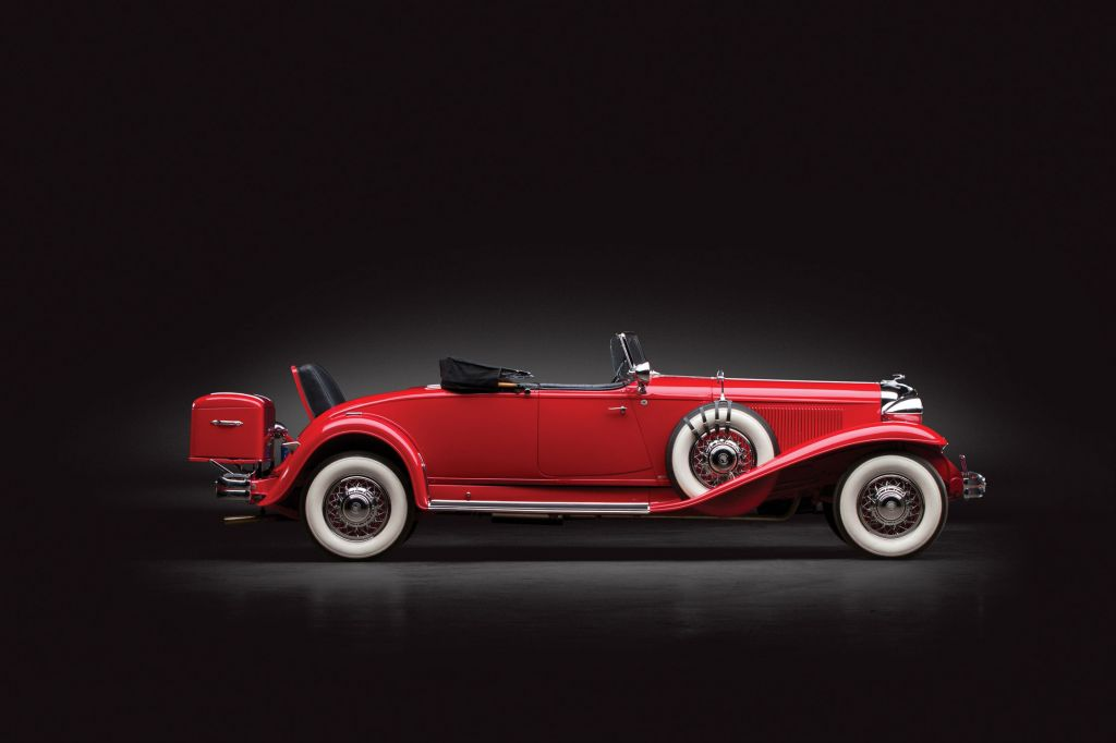 CHRYSLER CG Imperial Roadster by LeBaron cabriolet 1931
