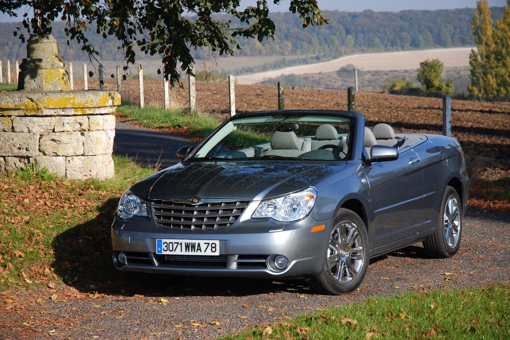 CHRYSLER SEBRING 2.0 CRD Limited coupé-cabriolet 2007
