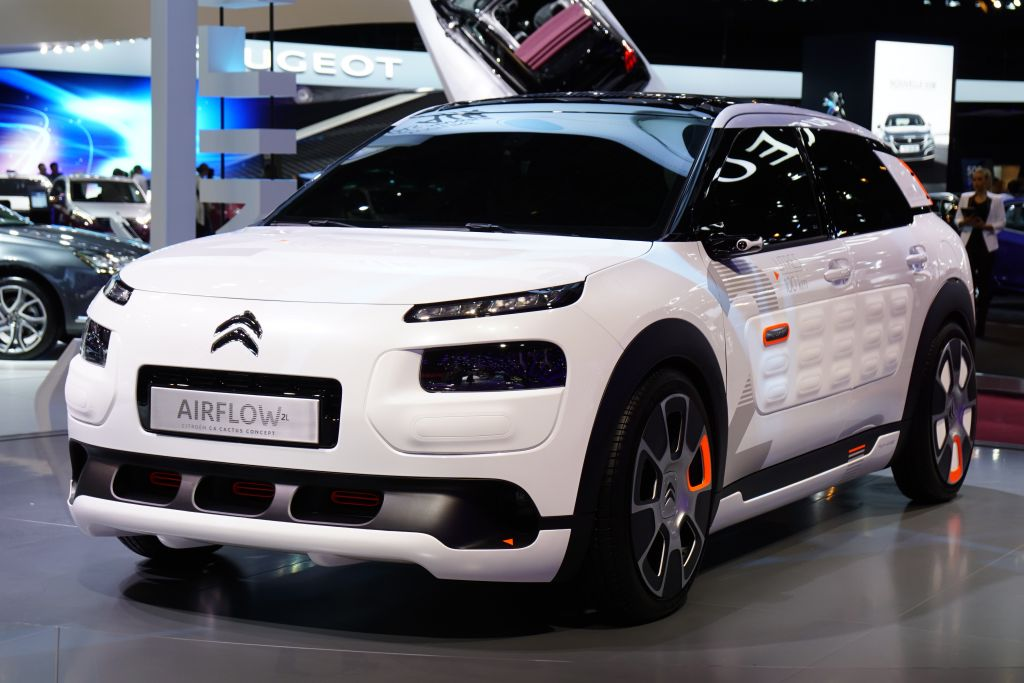 CITROEN AIRFLOW Concept concept-car 2014