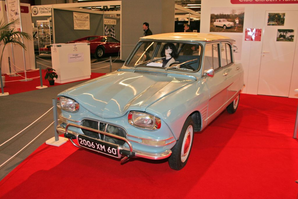 photo citroen ami 6 berline 1962
