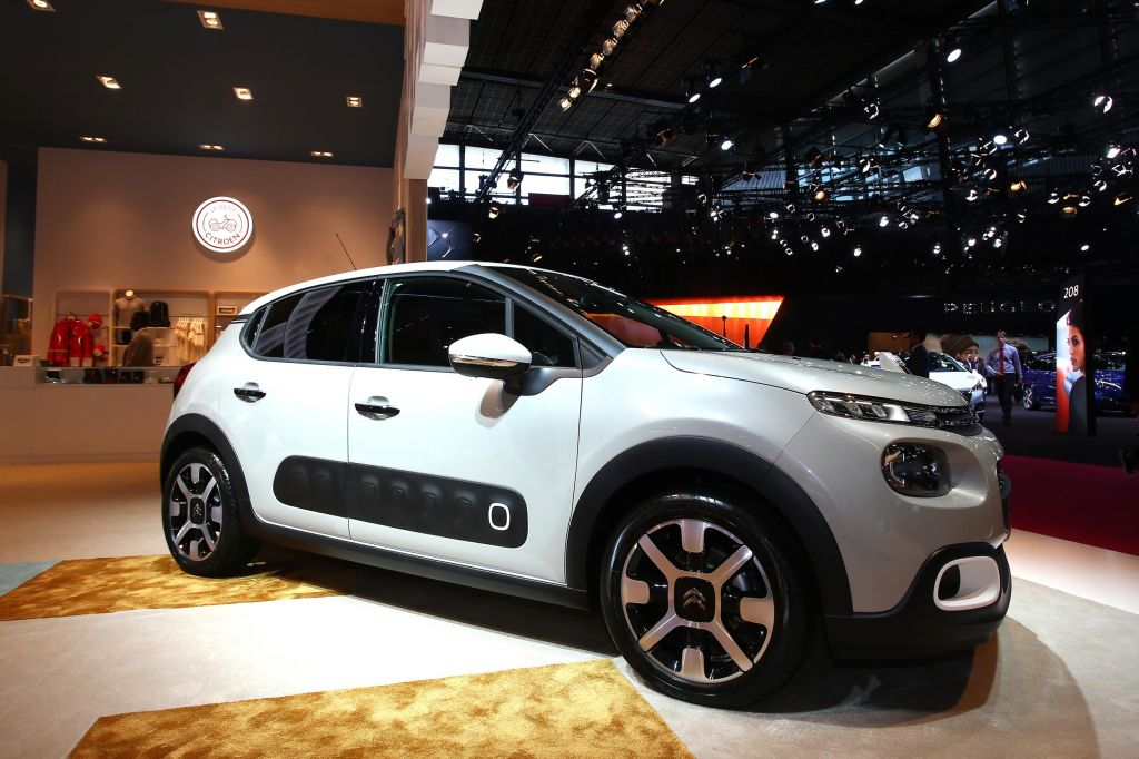 CITROEN C3 (II)  berline 2016