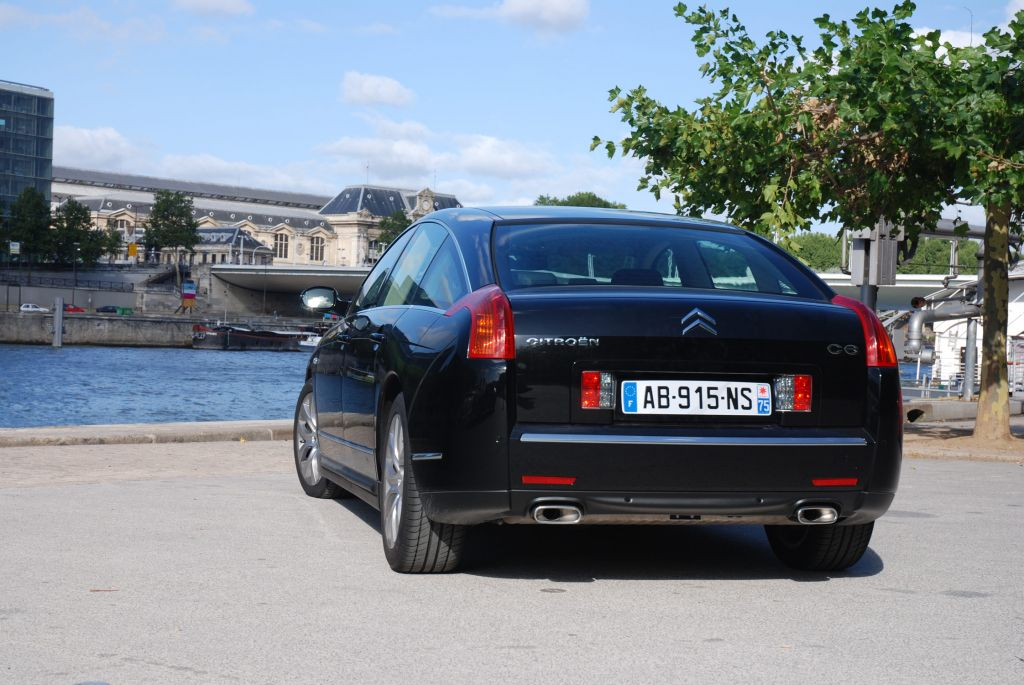 photo citroen c6 3 0 v6 hdi fap berline 2009 m diatheque. Black Bedroom Furniture Sets. Home Design Ideas
