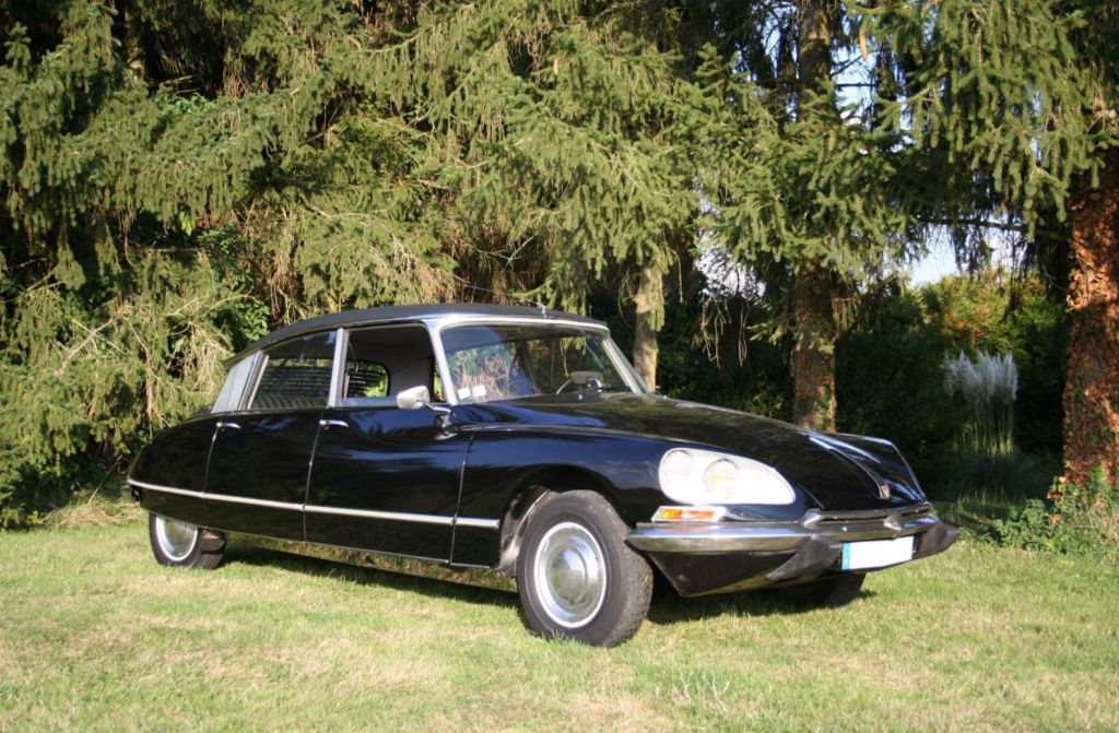 CITROEN DS 21 berline 1968