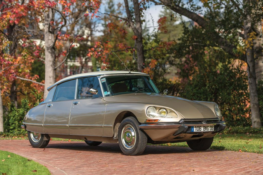 CITROEN DS 23 berline 1973