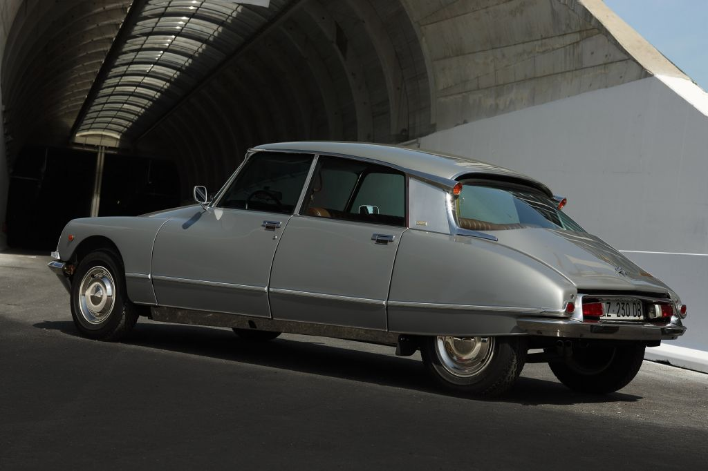 CITROEN DS 23 berline 1987