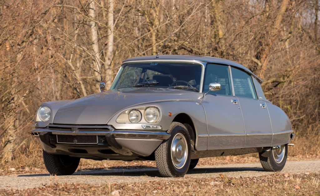 CITROEN DS 23ie Pallas berline 1974