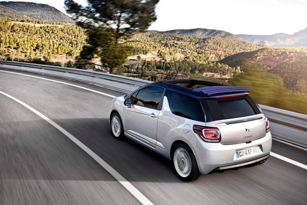 2013 Citroen DS3 Cabrio 1.6 THP 155 Dsport