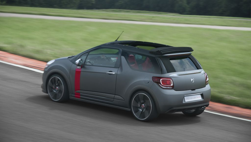 CITROEN DS3 CABRIO Racing cabriolet 2013
