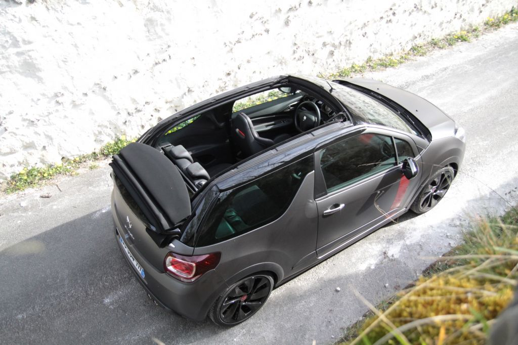 CITROEN DS3 CABRIO Racing cabriolet 2014