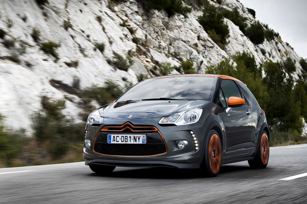 Citroën DS3 Racing (2010 – 2016)