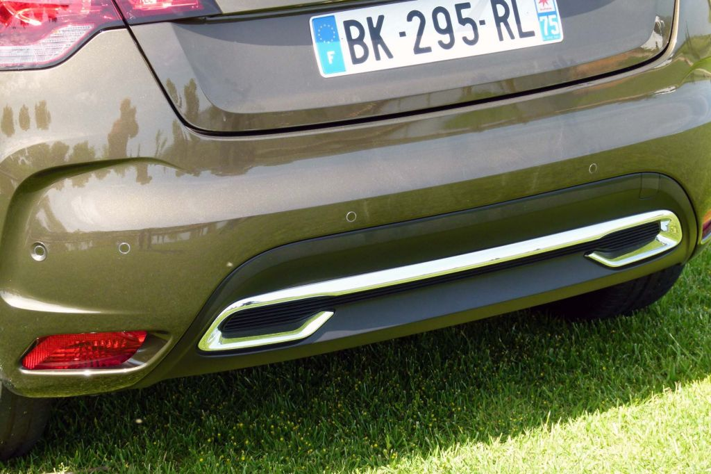 CITROEN DS4 (I) THP 200 berline 2011