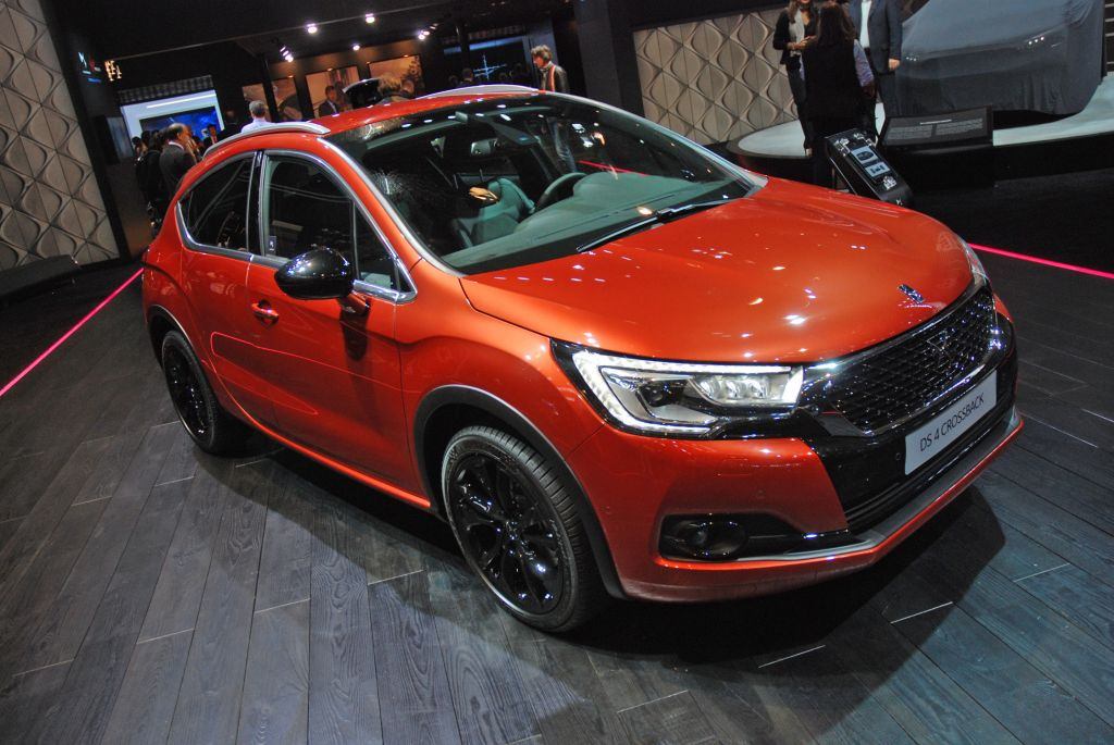 CITROEN DS4 (II)  berline 2015