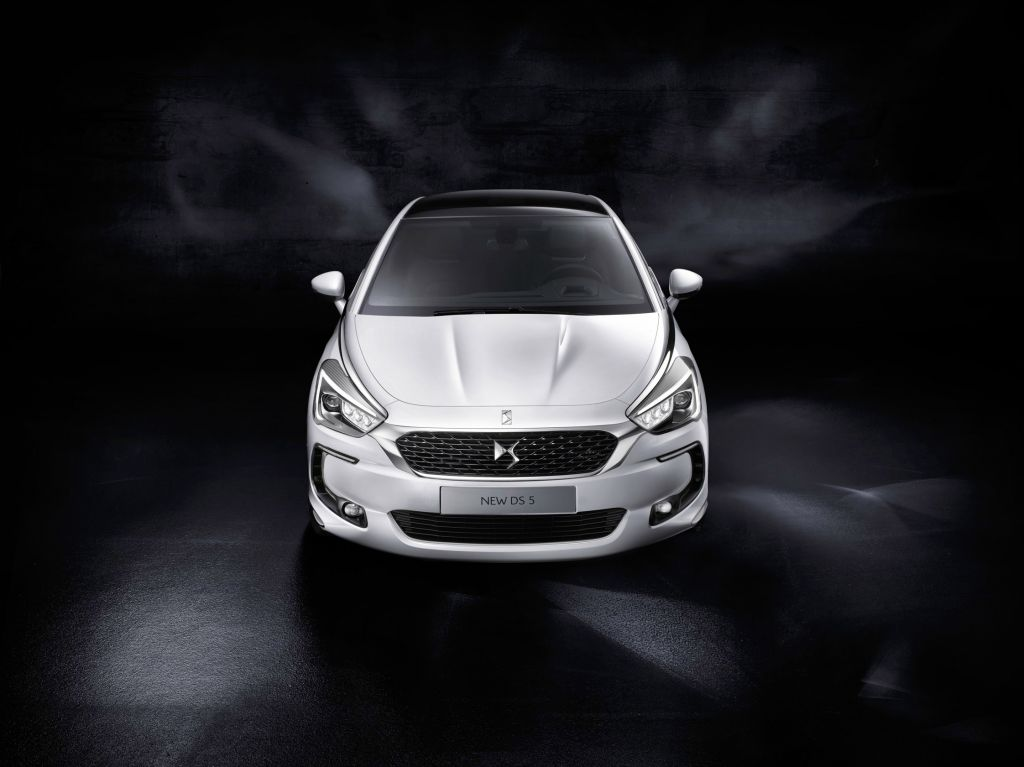 CITROEN DS5  berline 2015